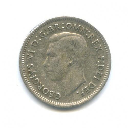 6 пенсов 1950 года (Австралия)