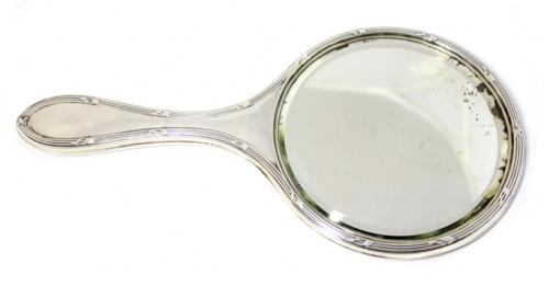 Зеркало (клейма), 27 см 1919 года (Великобритания)