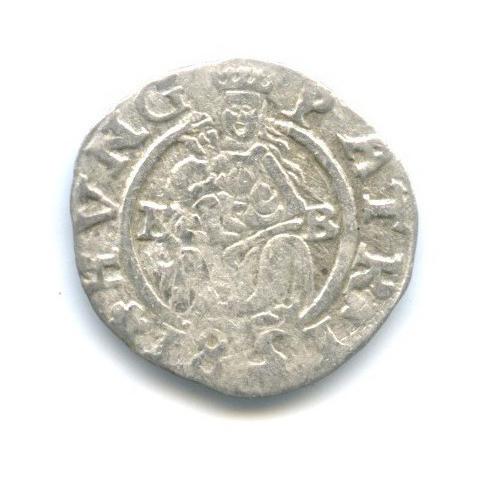 Денар - Рудольф II 1581 года (Венгрия)