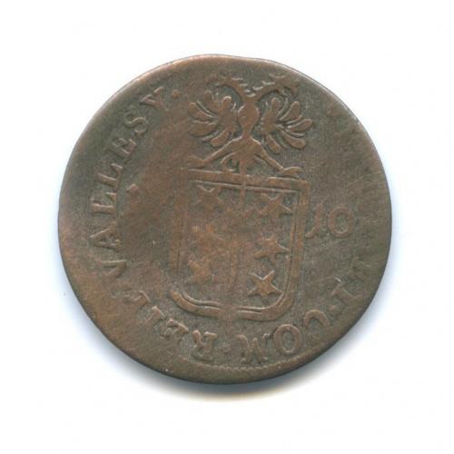 1 батцен 1710 года (Швейцария)