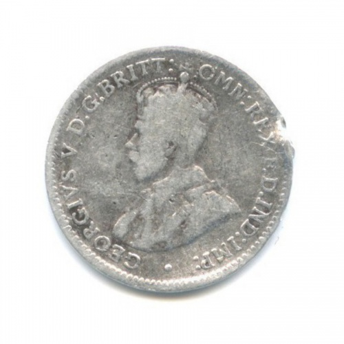 3 пенса 1920 года (Австралия)