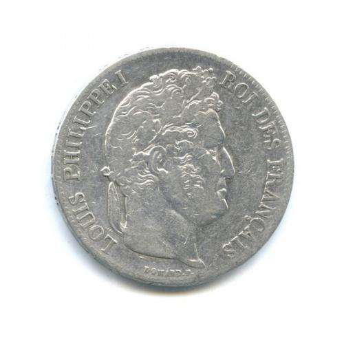 5 франков - Луи-Филипп I 1840 года (Франция)