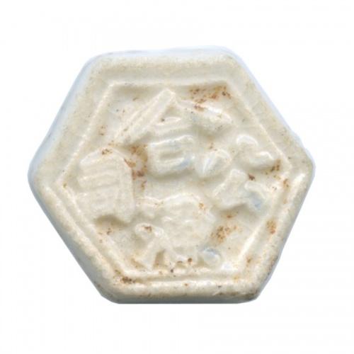 1 пэй, Сиам (19 век, фарфор)