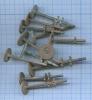 Набор колесиков для керосиновой лампы