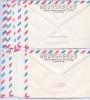 Набор почтовых конвертов (11 шт.) (СССР)