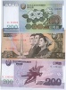 Набор банкнот, Северная Корея