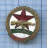 Знак армейский «MHSZ - Honvedelemert» (Венгрия)
