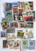 Набор почтовых марок, разные страны (36 шт.)