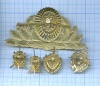Набор знаков (налоговая полиция) (Россия)