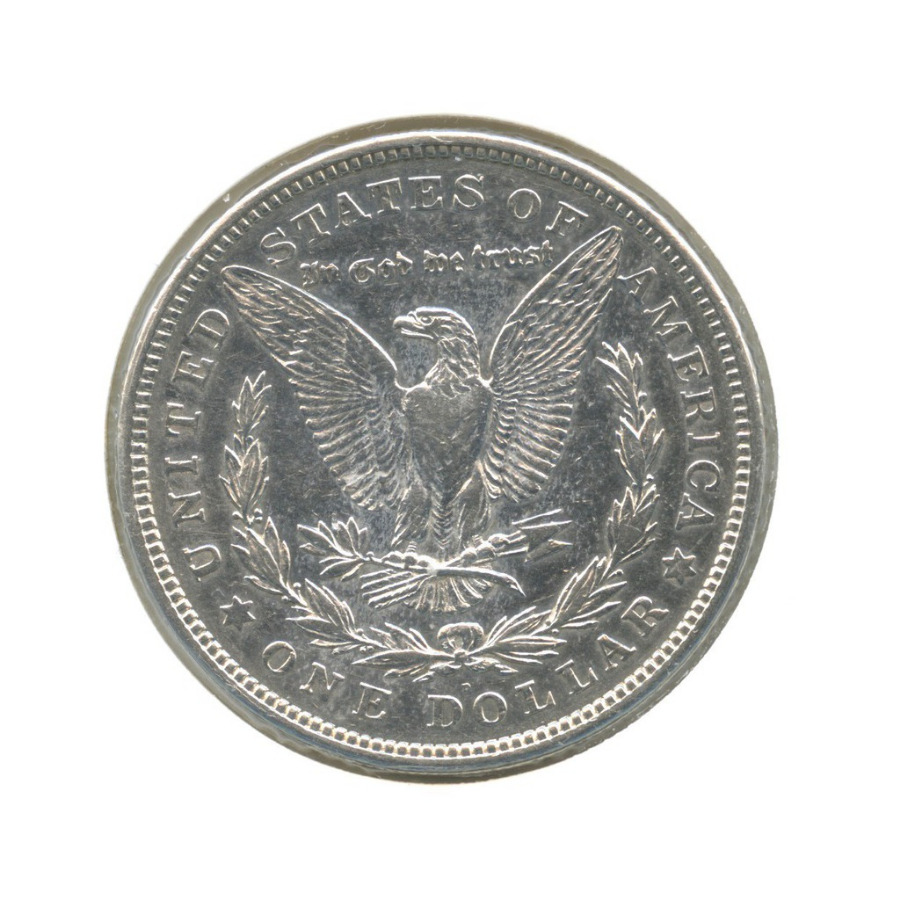 1 доллар (вхолдере) 1921 года D (США)