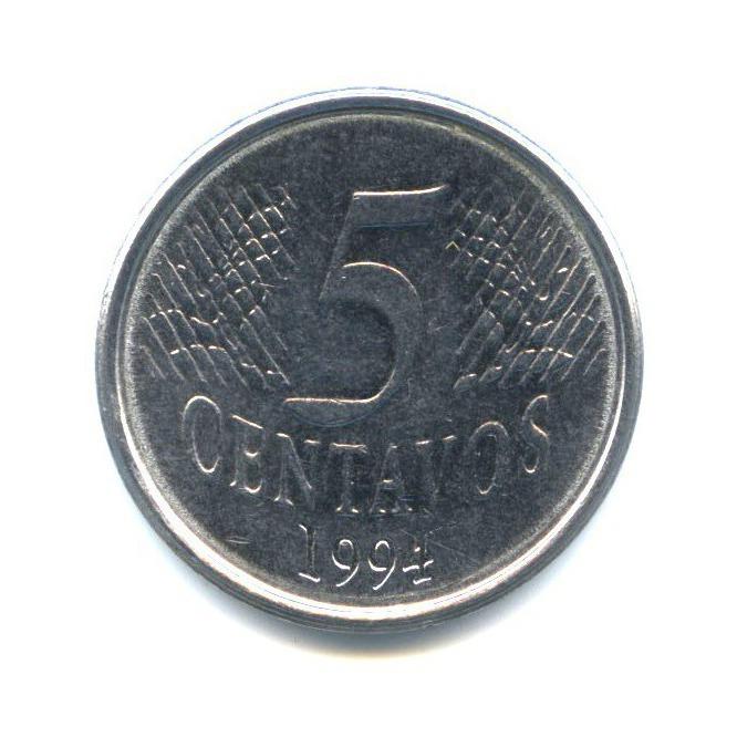 5 сентаво 1994 года (Бразилия)