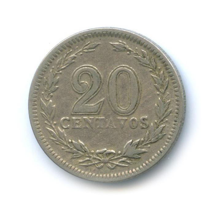 20 сентаво 1930 года (Аргентина)