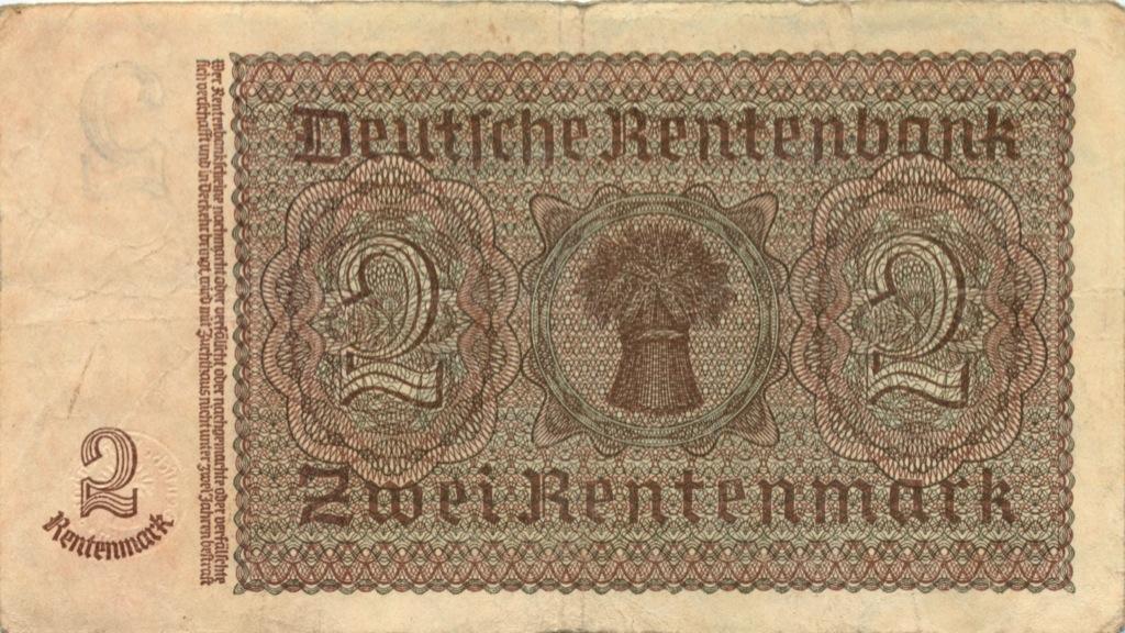 2 рейхсмарки 1937 года (Германия)