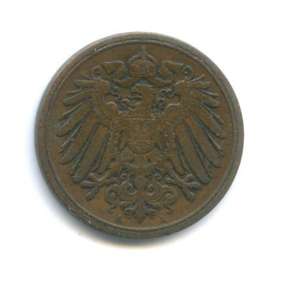 1 пфенниг 1899 года А (Германия)