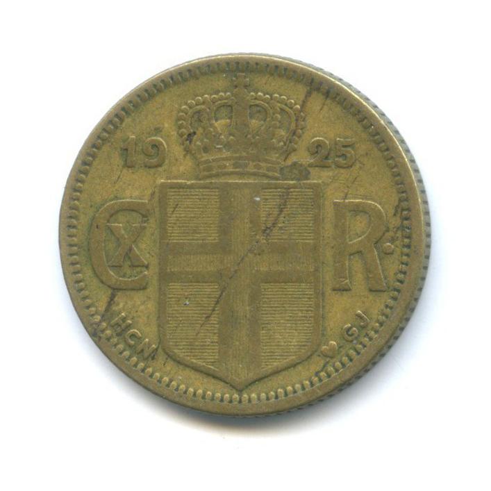 1 крона 1925 года (Исландия)