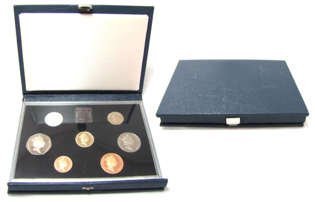 Набор монет (вподарочной коробке) 1985 года (Великобритания)