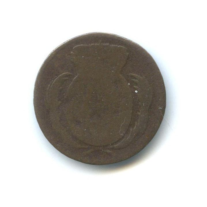 1 пфенниг, Саксония 1805 года