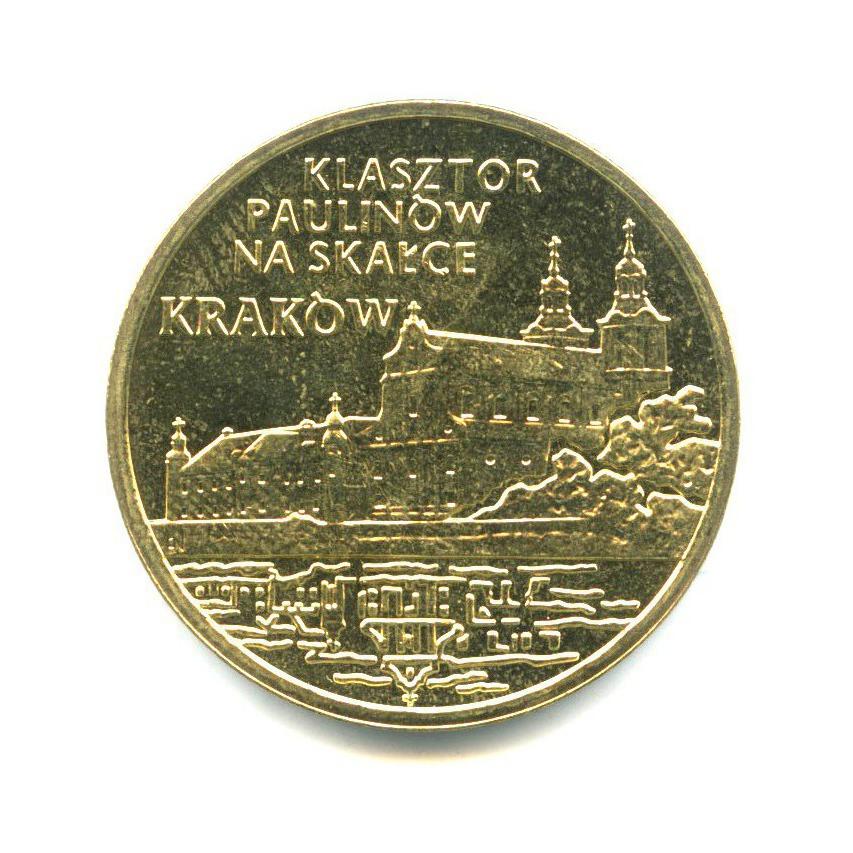 2 злотых — Города Польши - Краков 2011 года (Польша)