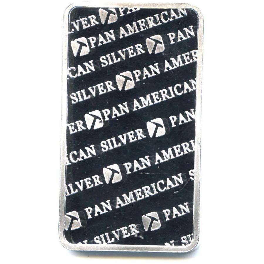 Жетон «Пан Американ, 1 унция серебра»
