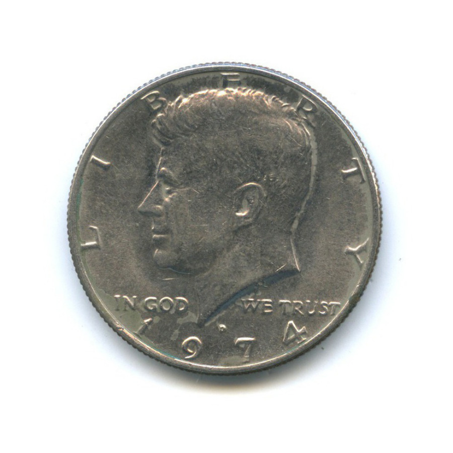 50 центов 1974 года D (США)