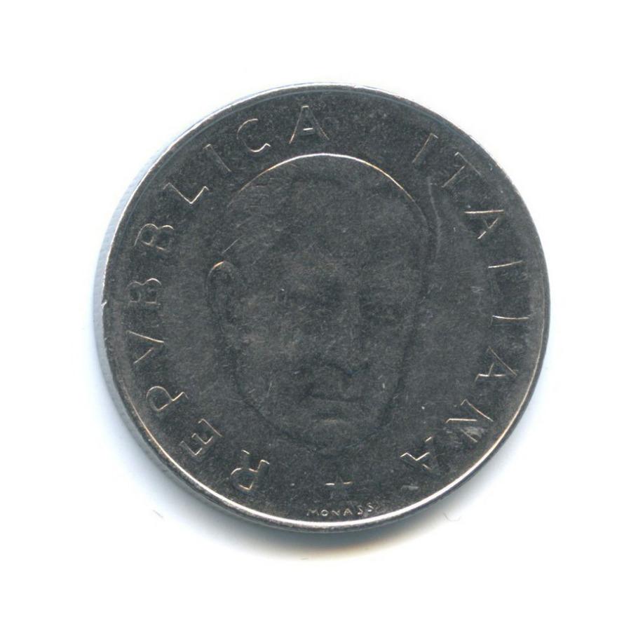 100 лир — 100 лет содня рождения Гульельмо Маркони 1974 года (Италия)