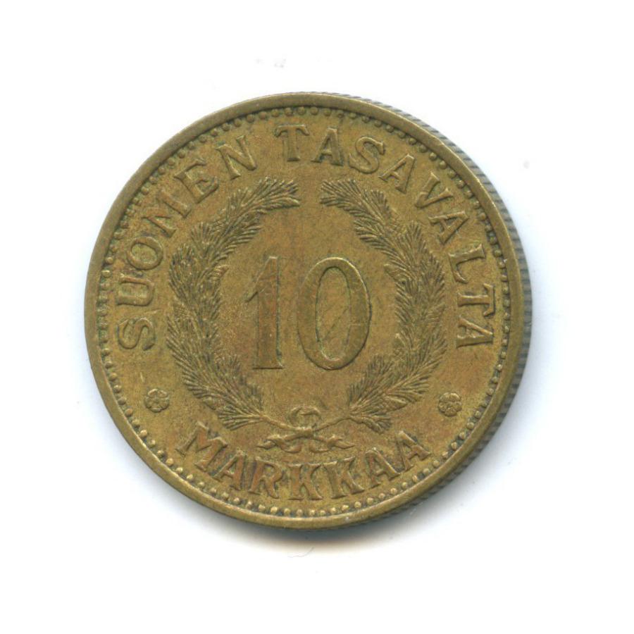 10 марок 1939 года (Финляндия)