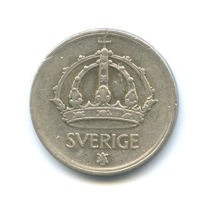 50 эре 1950 года (Швеция)
