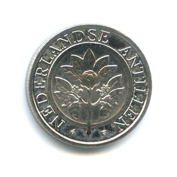 10 центов, Нидерландские Антильские острова 1996 года