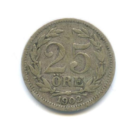 25 эре 1902 года (Швеция)