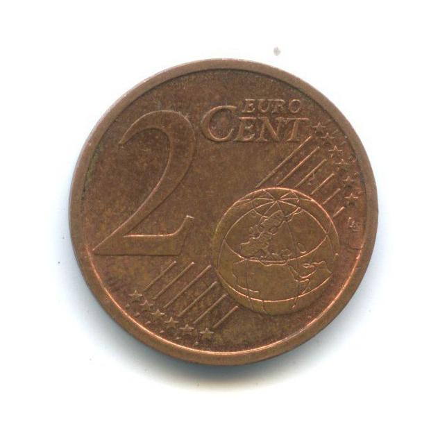 2 цента 2009 года D (Германия)