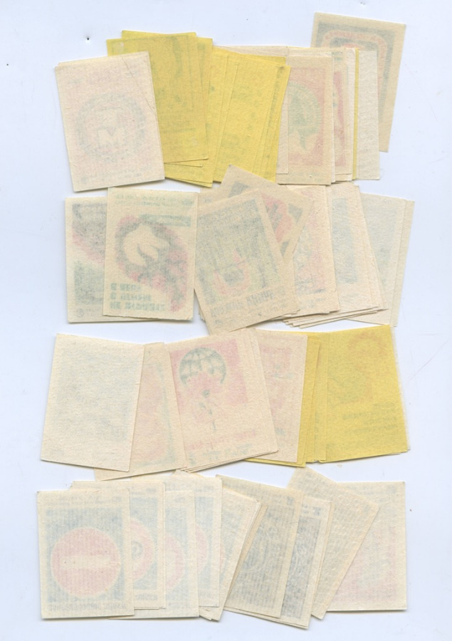 Набор спичечных этикеток (80 шт.) (СССР)