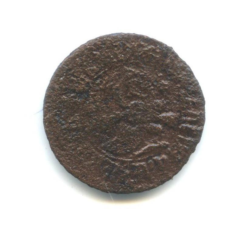 Денга (1/2 копейки) 1706 года (Российская Империя)
