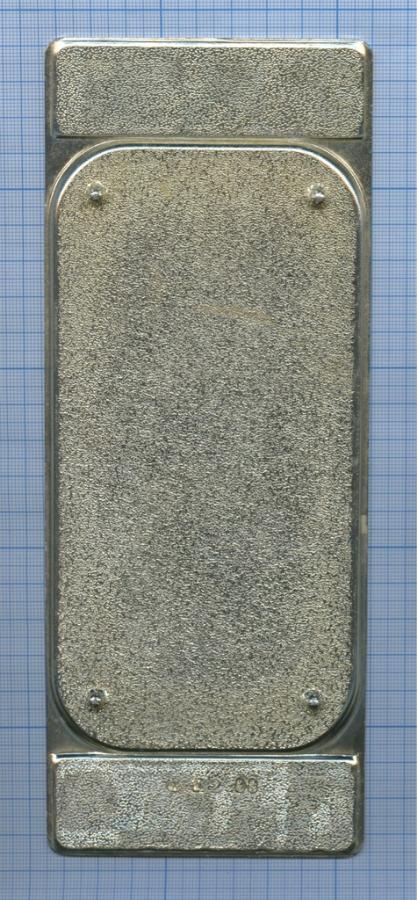 Поднос «Хоровод», эмаль, 22,5×9,5 см (СССР)