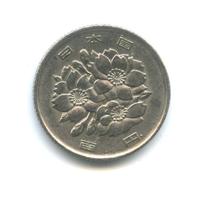 100 йен 2002 года (Япония)