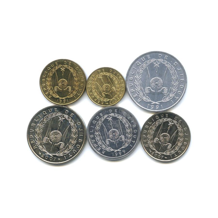Набор монет (Джибути)