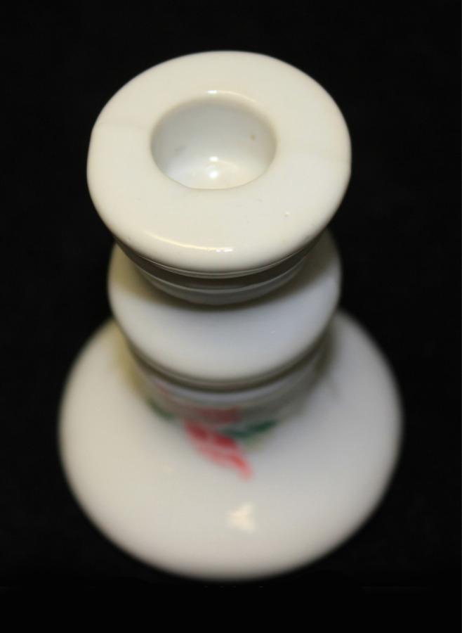 Подсвечник (керамика, 6 см)