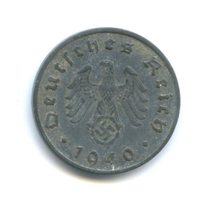 10 рейхспфеннигов 1940 года A (Германия (Третий рейх))