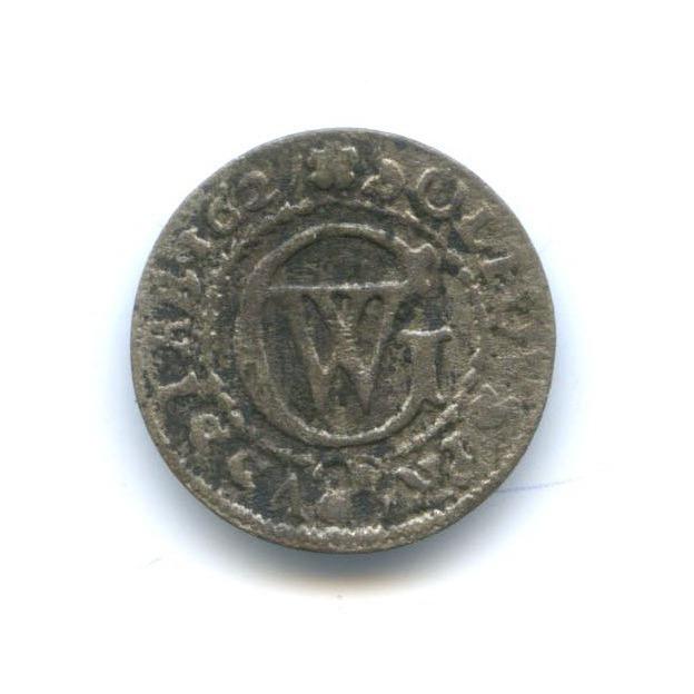 Солид - Георг Вильгельм (Пруссия) 1627 года
