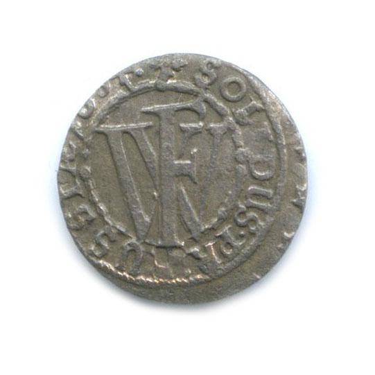 Солид - Фридрих Вильгельм (Пруссия) 1654 года