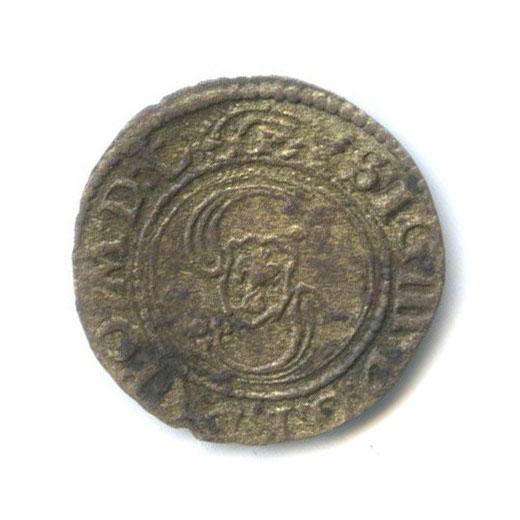 Солид коронный - Сигизмунд III, Речь Посполитая 1624 года (Польша)