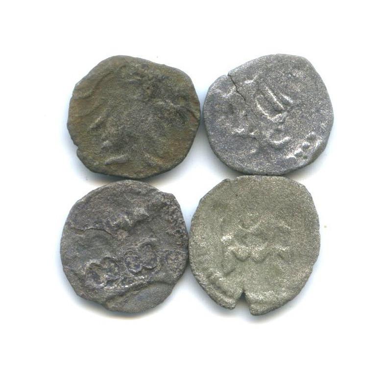 Набор монет денарий - ЯнОльбрахт (XVI век) (Польша)