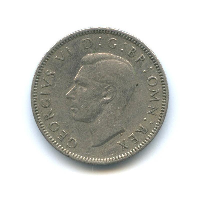 1 шиллинг 1949 года En (Великобритания)