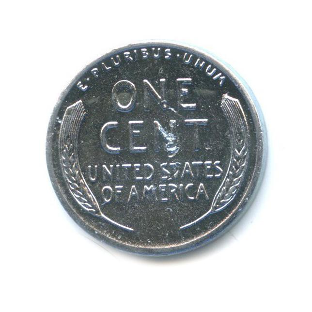1 цент 1943 года S (США)