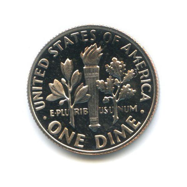 10 центов (дайм) 1979 года S (США)