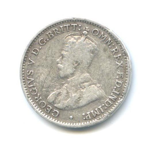 3 пенса 1935 года (Австралия)