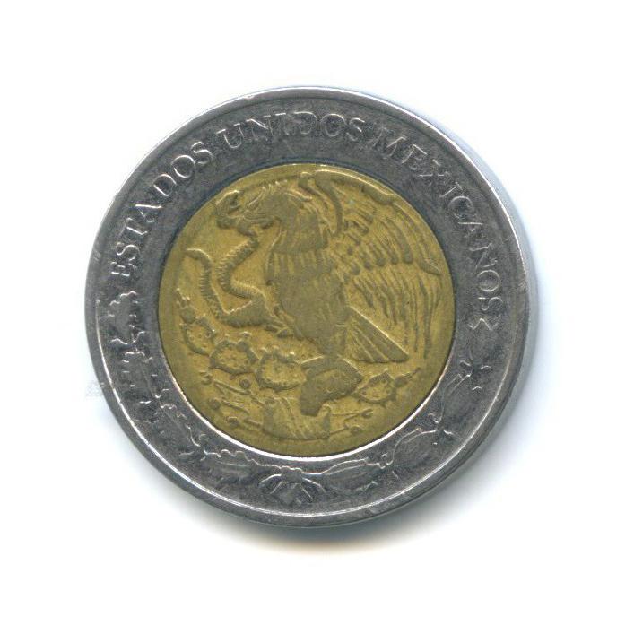 1 песо 2001 года (Мексика)