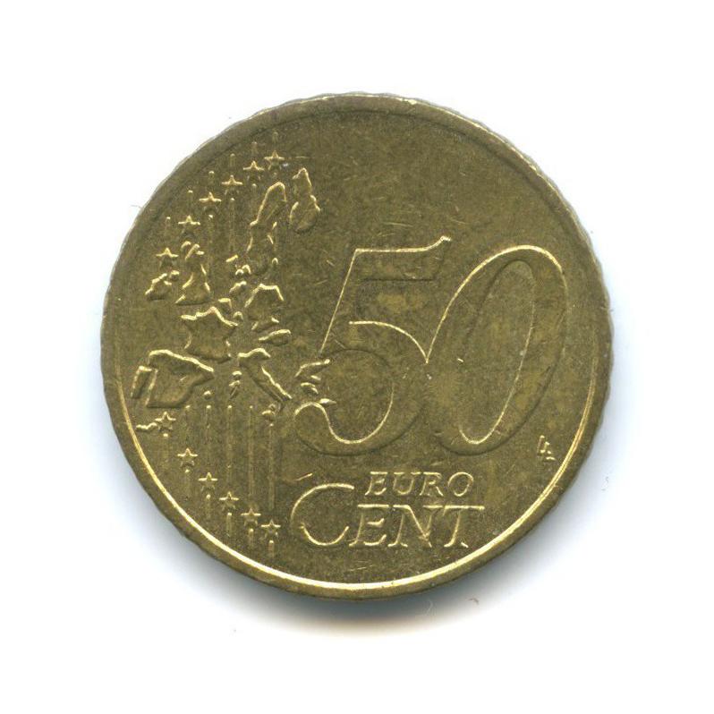50 центов 2002 года J (Германия)