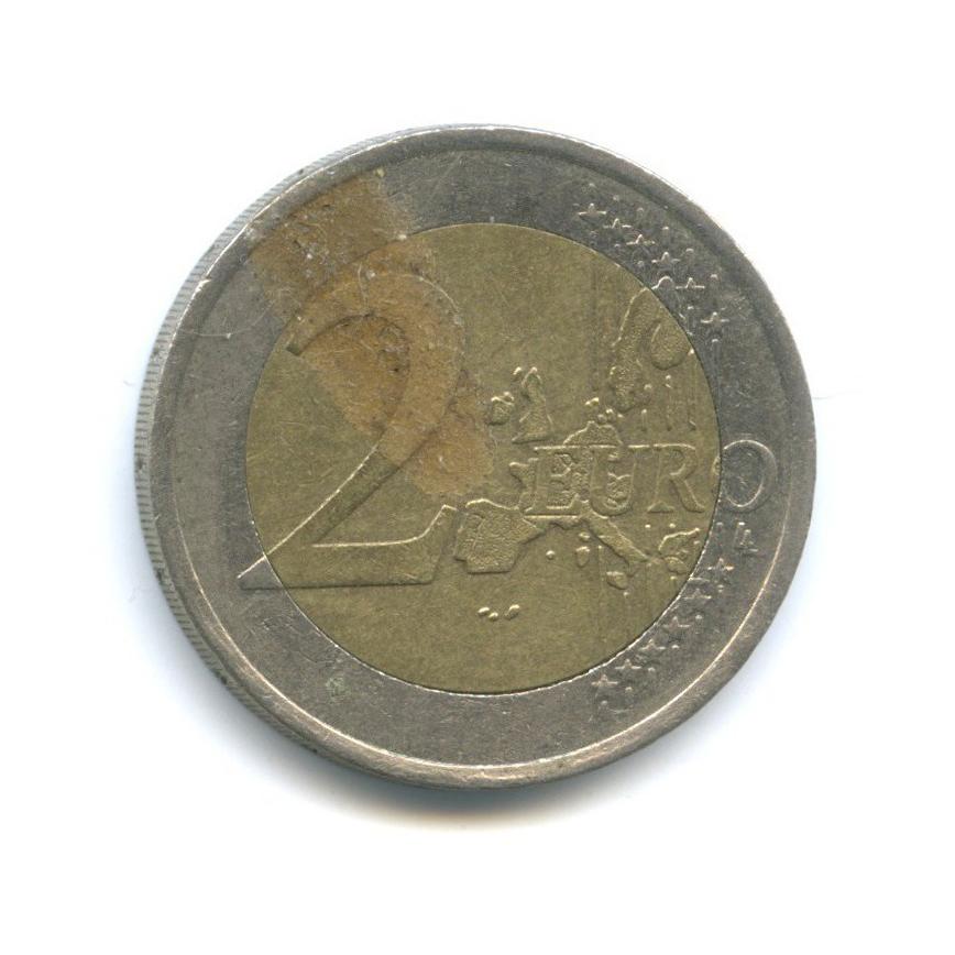 2 евро 2002 года (Ирландия)