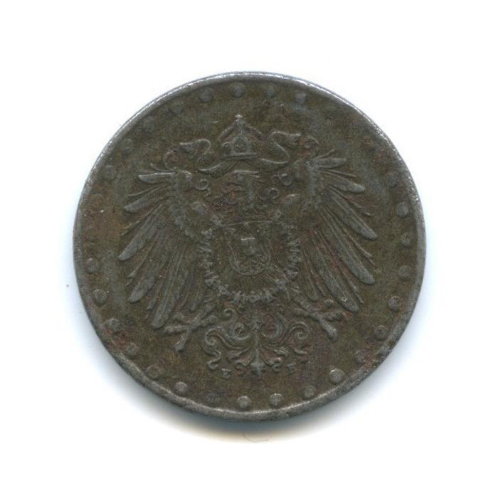 10 пфеннигов 1916 года E (Германия)
