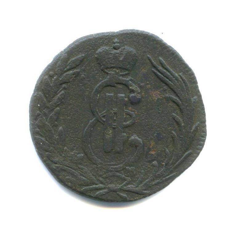 1 копейка 1769 года КМ (Российская Империя)